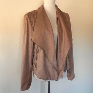 Francesca's Beige Jacket